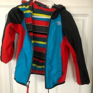 The North Face Fall/Spring 4T reversible jacket